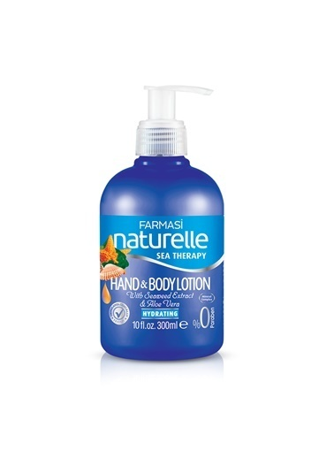Farmasi Naturelle Deniz Mineralli Nemlendirici El Ve Vücut Losyonu-300Ml Renksiz